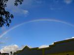 ハレイワの虹