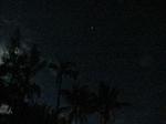 3月の星空