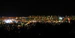 タンタラスからのワイキキの夜景