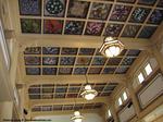 マキキ教会の天井2