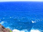 マカプウヘッドの海