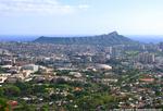 タンタラスの丘からのダイアモンドヘッド