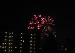 アロハタワーの花火