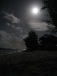 1月の満月