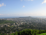 Voggy Honolulu Sky