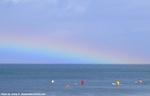 アリイビーチのレインボー2